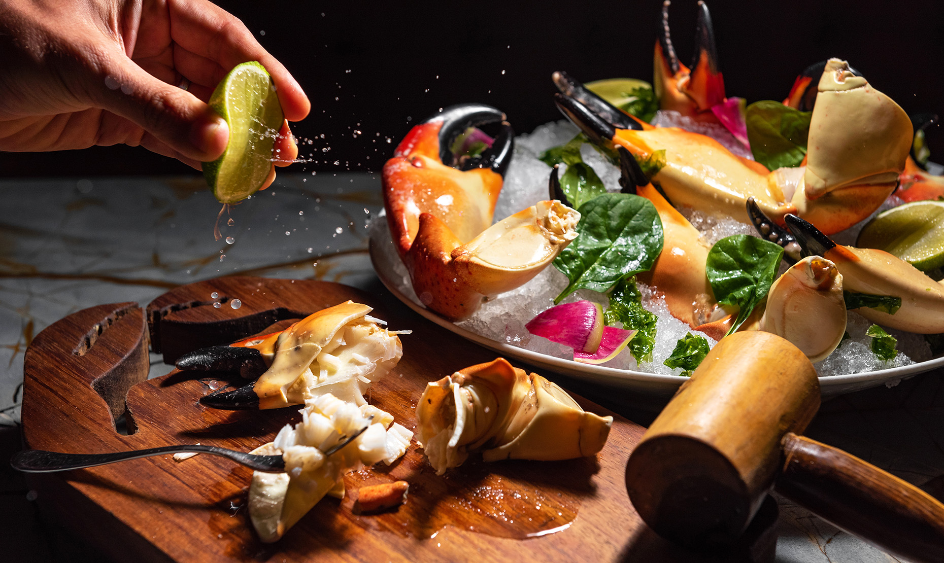 Food Photographer|Cancun|Enrique Serrano|Crabster