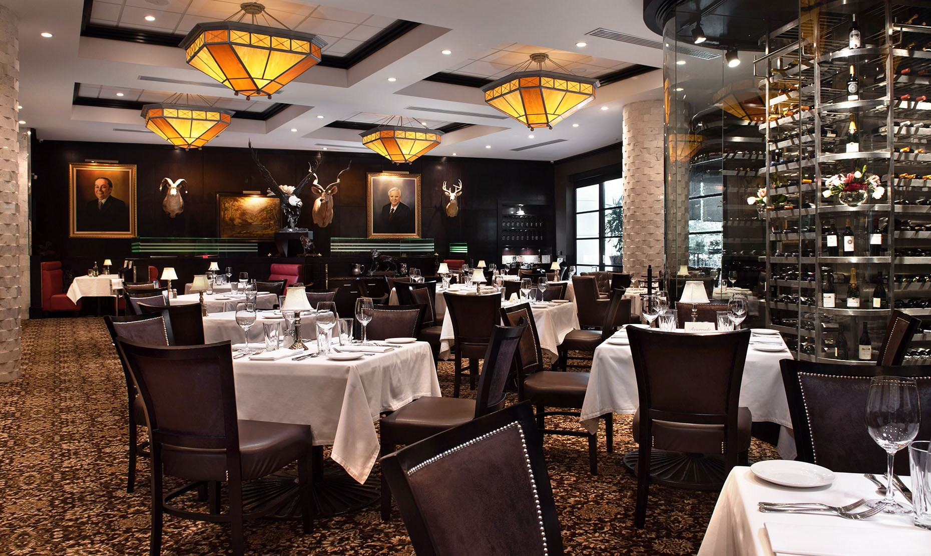 The Capital Grille|Enrique Serran Fotografo Gastronomico|Mexico